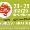 FA' LA COSA GIUSTA · Fiera Milano · 23-25 marzo 2018