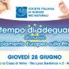 SERATA INFORMATIVA GRATUITA · Milano · 28 giugno 2018