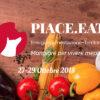 PIACE.EAT · Piacenza · 27-29 ottobre 2018