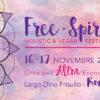 FREE SPIRIT · Roma · 16-17 novembre 2019
