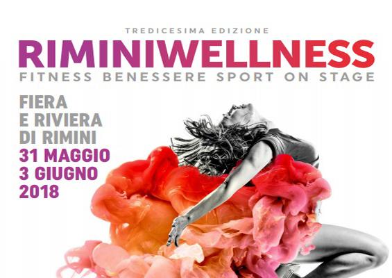 Risultati immagini per Rimini wellness 2018