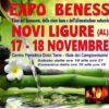 EXPO BENESSERE · Novi Ligure (Al) · 17-18 novembre 2018