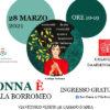 DONNA È · Villa Borromeo · MI · 28 marzo 2021