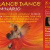 Trance Dance Seminario · 30 aprile – 2 maggio 2021 · Palazzago (Bg)